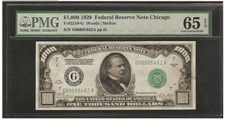1000 dolares