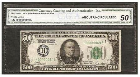 500 dolares