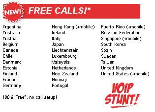 Llamadas gratis