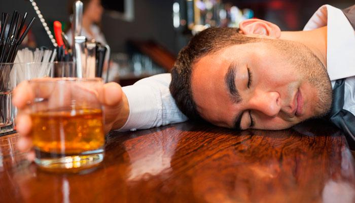 calorías alcohol