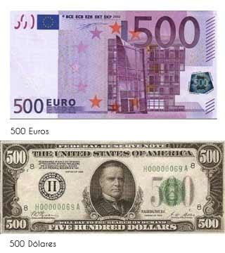 billete 500