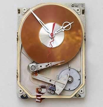 Relojes de pared super originales - Reloj cocina original ...
