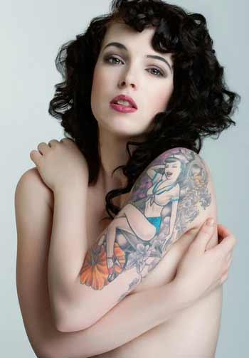 Tatuaje para chica