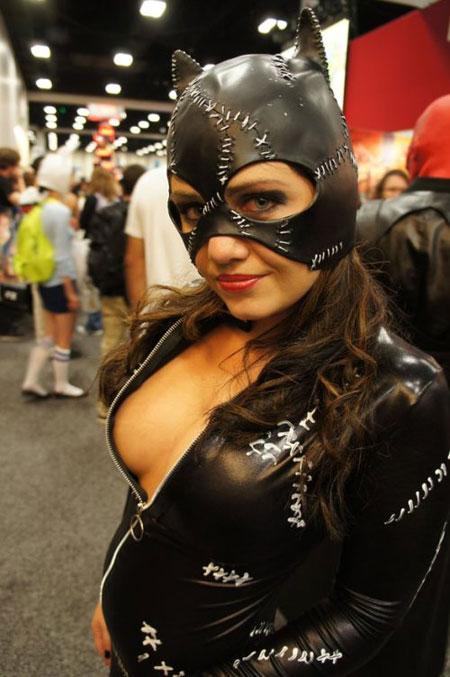 El mejor COSPLAY Catwoman