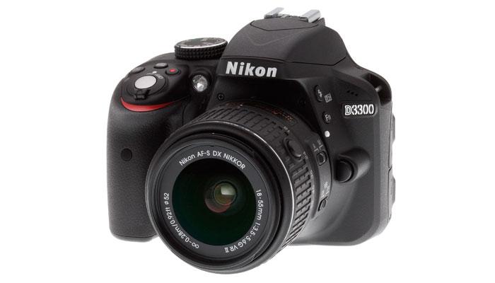 Nikon D3300 análisis