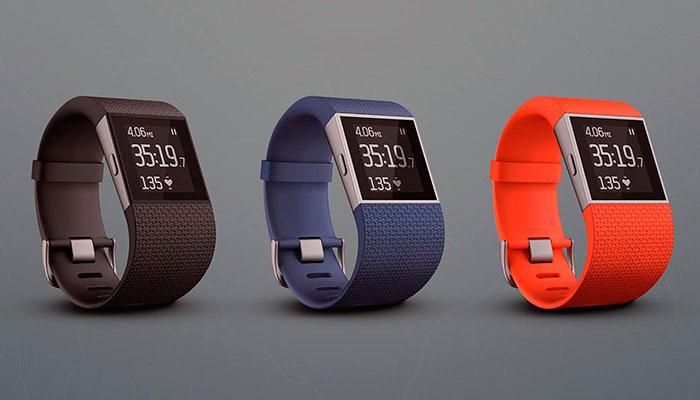 Fitbit Surge, el reloj inteligente