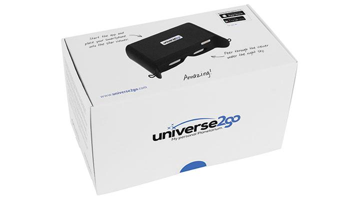 Universe2Go Unboxing