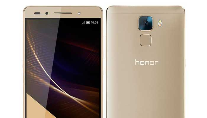 Huawei Honor 7 Extended