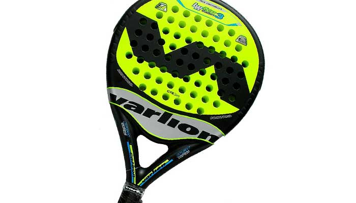 Varlion lethal weapon carbon zylon 3