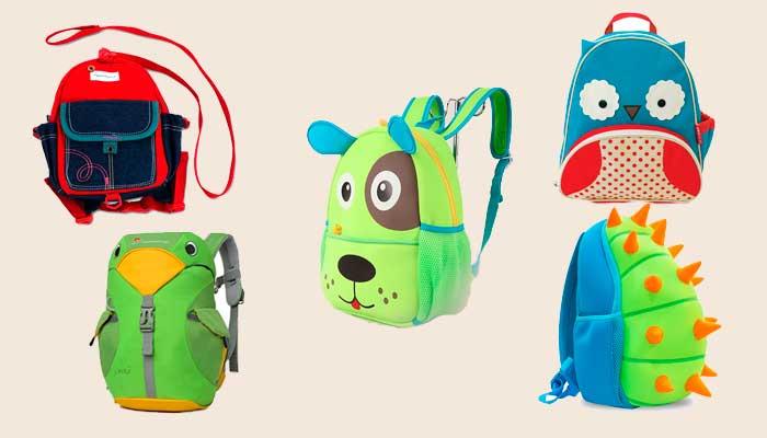 Las mejores mochilas infantiles