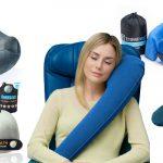 La mejor almohada cervical de viaje para descansar como te mereces