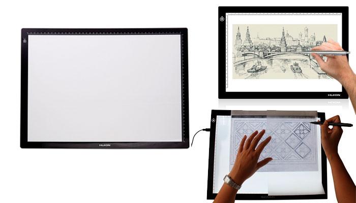 La mejor mesa de luz para artes gr ficas dibujo for Mesa de dibujo con luz