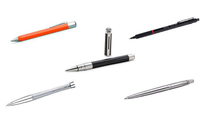 Los mejores bolígrafos