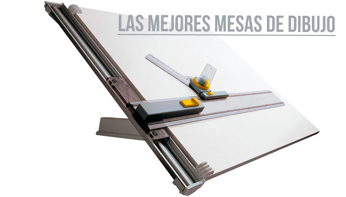 Las mejores mesas de dibujo modelos an lisis y for Mesas de dibujo baratas