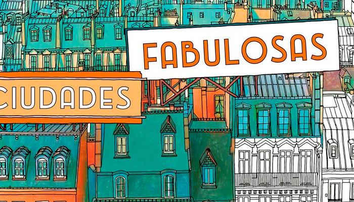 Ciudades fabulosas - Mandalas