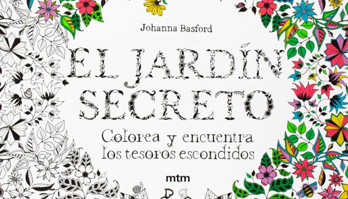 El jardín secreto -Mandalas