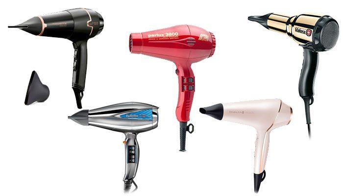 Los mejores secadores de pelo profesionales con tecnología de iones según la OCU