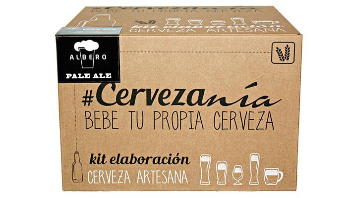 kit cerveza artesana cervezania