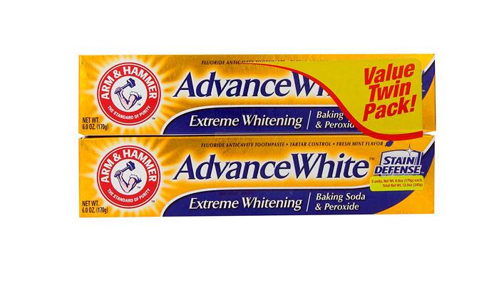 Pasta Arm & Hammer dvance White Extreme Whitening