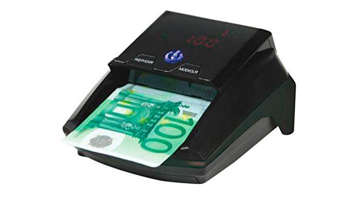 Detectalia D7 verificador de billetes