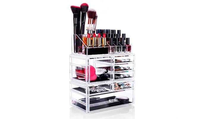 HBF Organizador de cosméticos