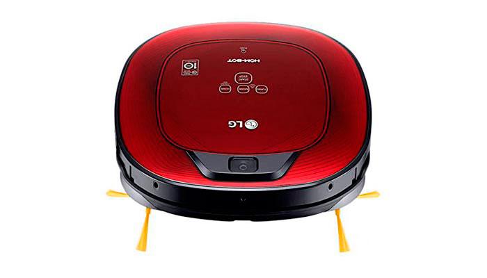 LG VR8602RR Hombot Turbo Serie 9+