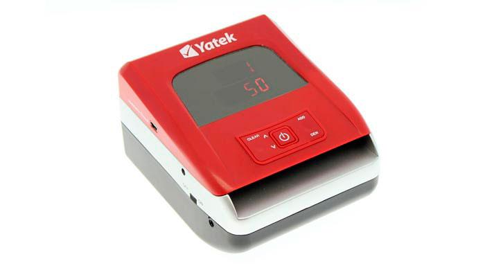 Yatek SE-0706 detector dinero falso