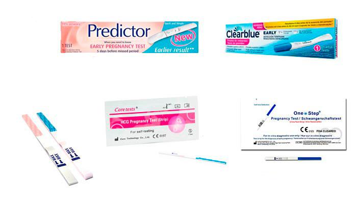 Mejor test de embarazo