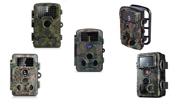 Mejores cámaras de caza