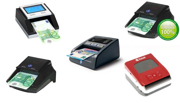 Mejores detectores de billetes falsos